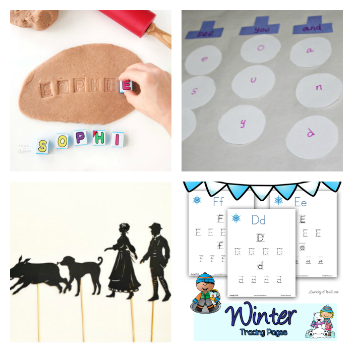 Fun Winter Literacy Activities for Preschoolers