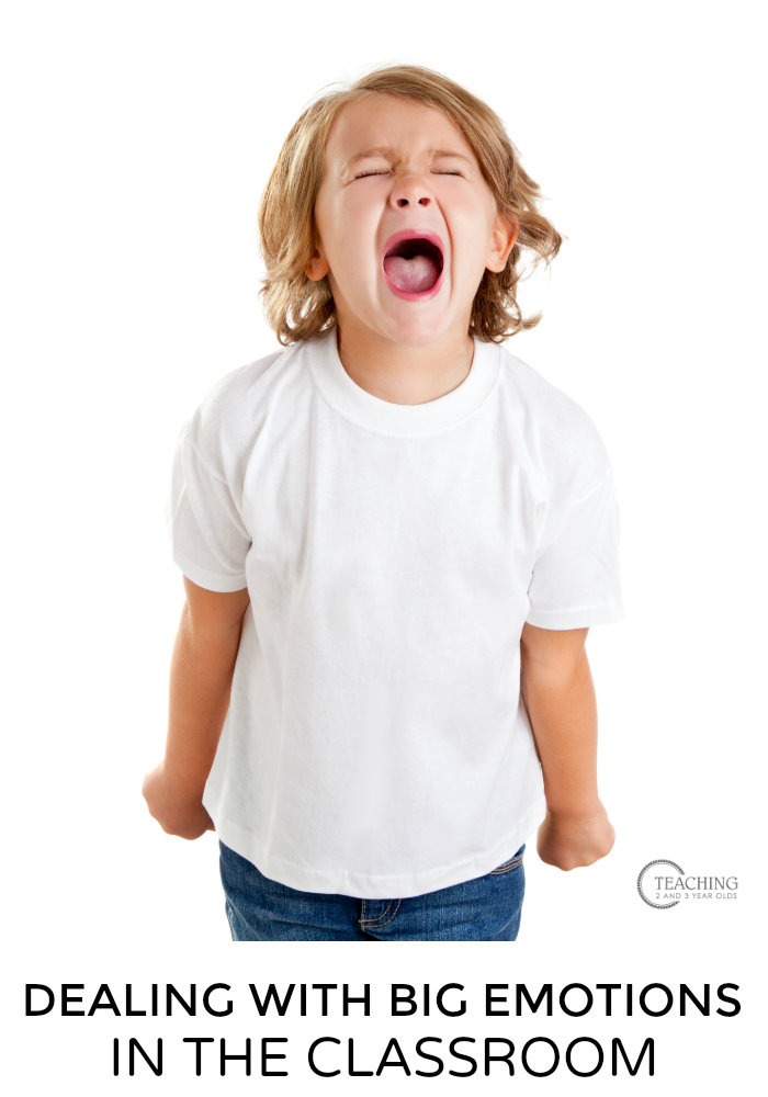 Dealing with Big Emotions in the Classroom