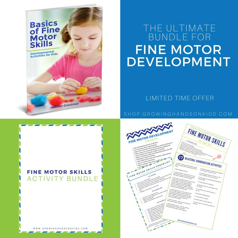 How To Develop Fine Motor Skills With Toddlers And