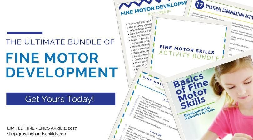 Preschool Fine Motor Development