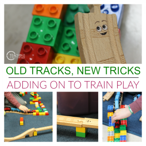Old Tracks New Tricks - Train Play