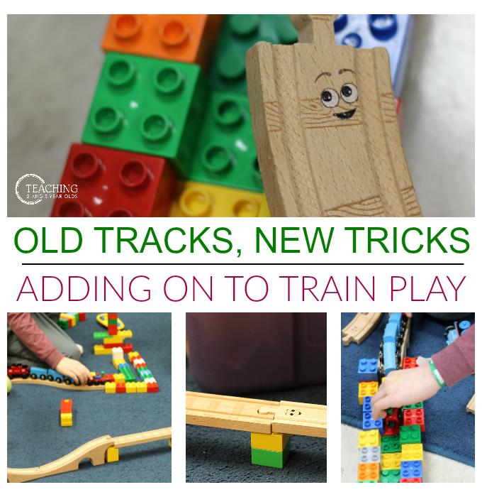 Old Tracks New Tricks - Train Play