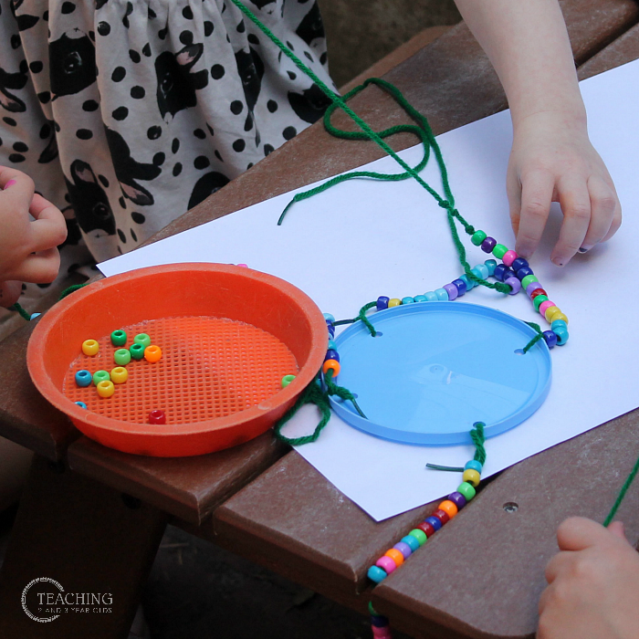 Preschool Science: Make a Butterfly Feeder