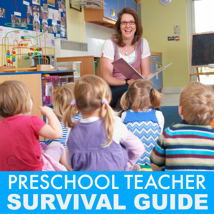 guide for preschool teachers