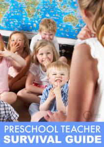 The Survival Guide for Preschool Teachers