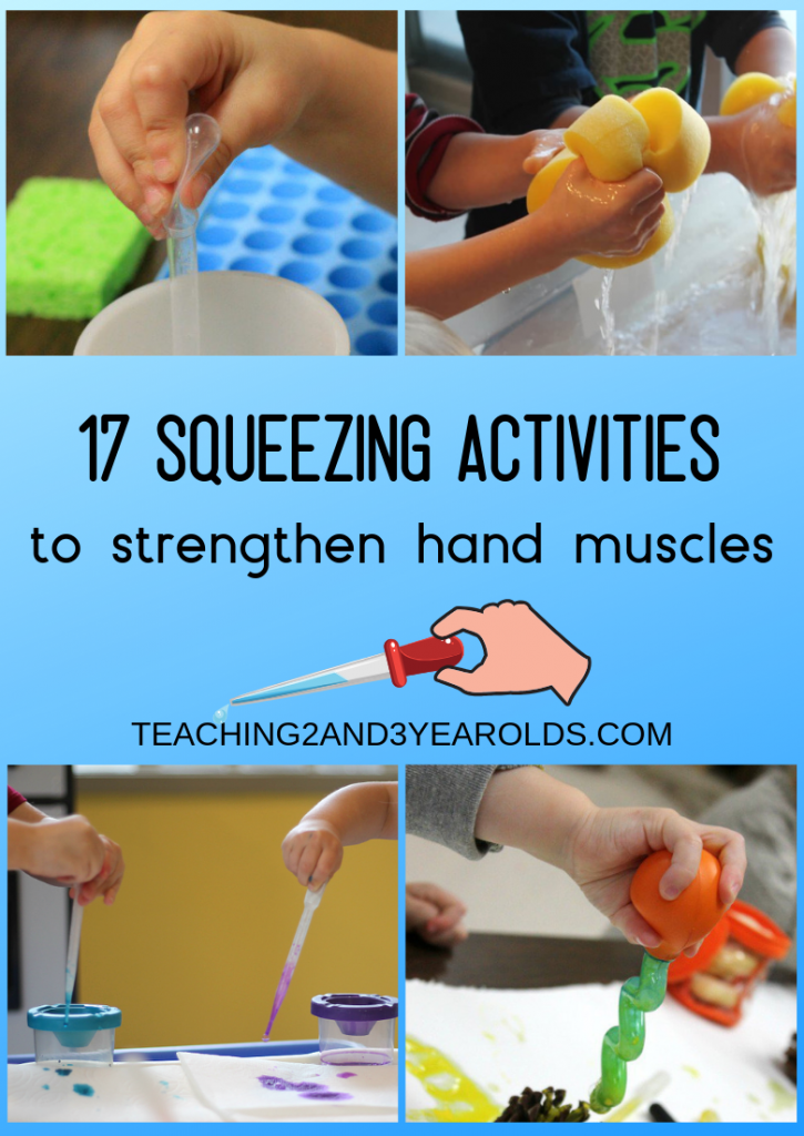 17 of the Best Preschool Fine Motor Activities that ...