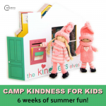 Creating a Fun Camp Kindness with the Kindness Elves