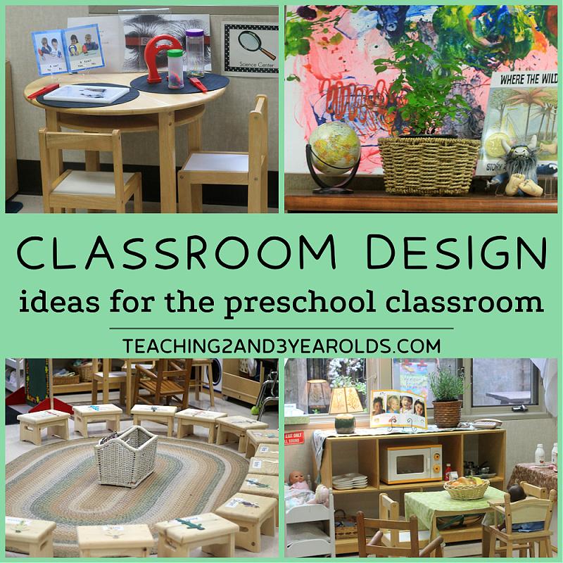 preschool classroom ideas