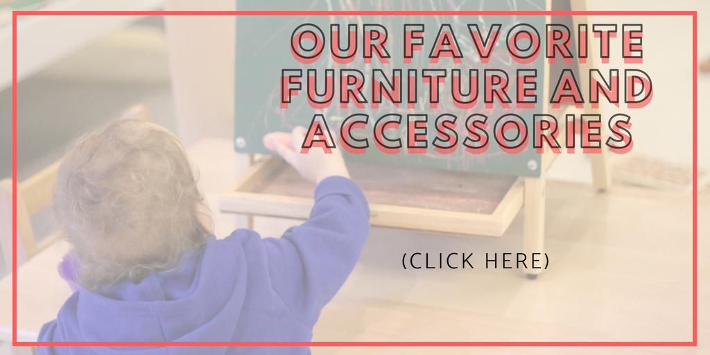 favorite preschool furniture