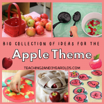Huge Collection of Preschool Apple Theme Activities