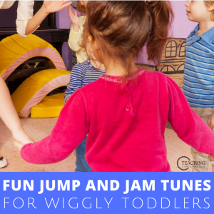 Jump and Jam Tunes for Toddlers
