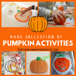 The Ultimate Guide to Pumpkin Theme Activities
