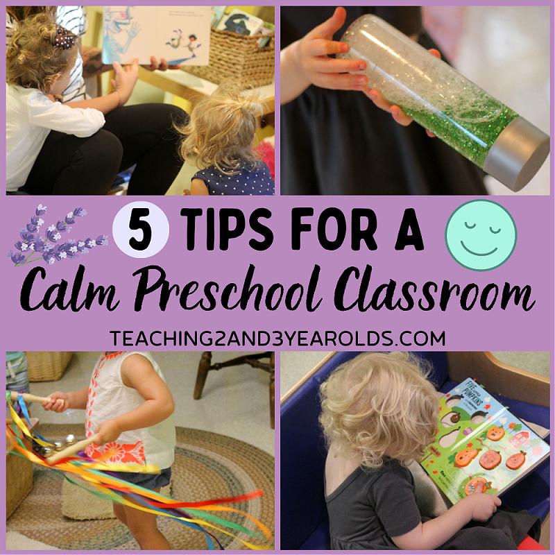 calm classroom