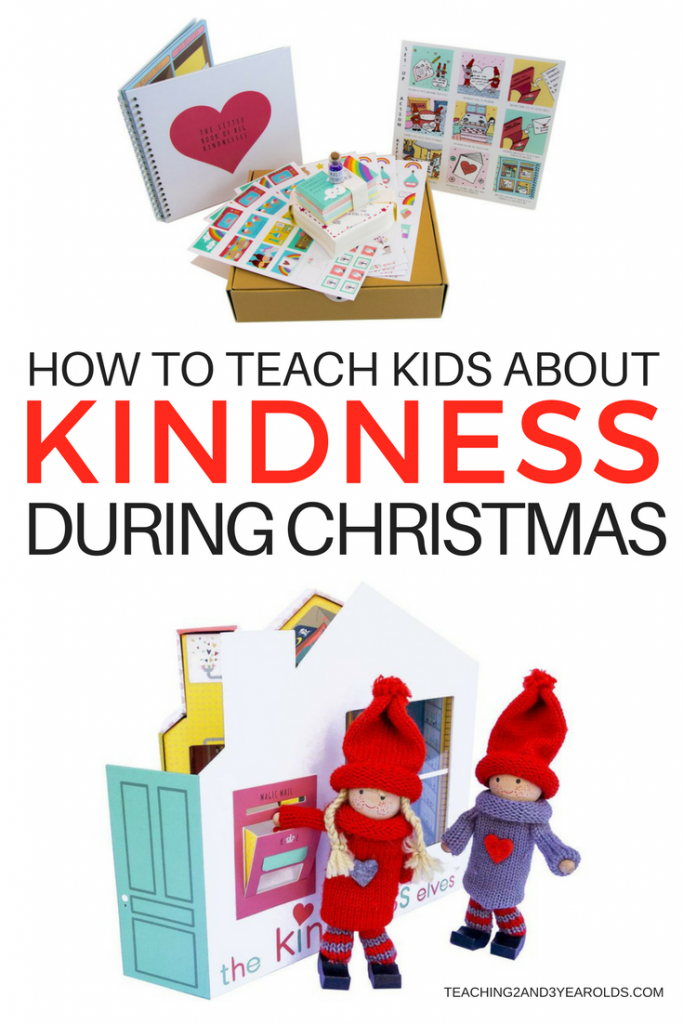 How to Teach Kindness to Children During the Christmas Season