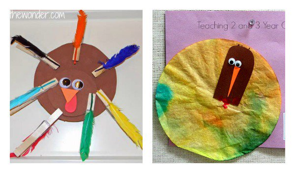 Thanksgiving Craft Activity