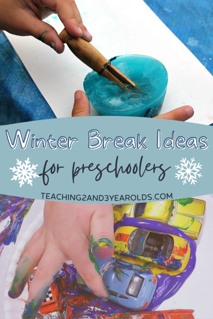 20 Brilliant Preschool Winter Break Activities