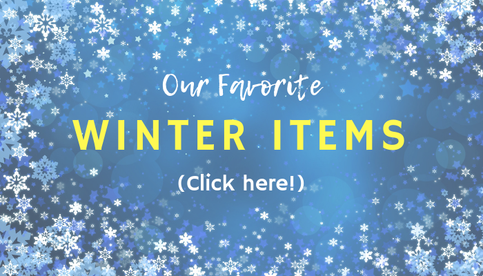 favorite winter classroom supplies