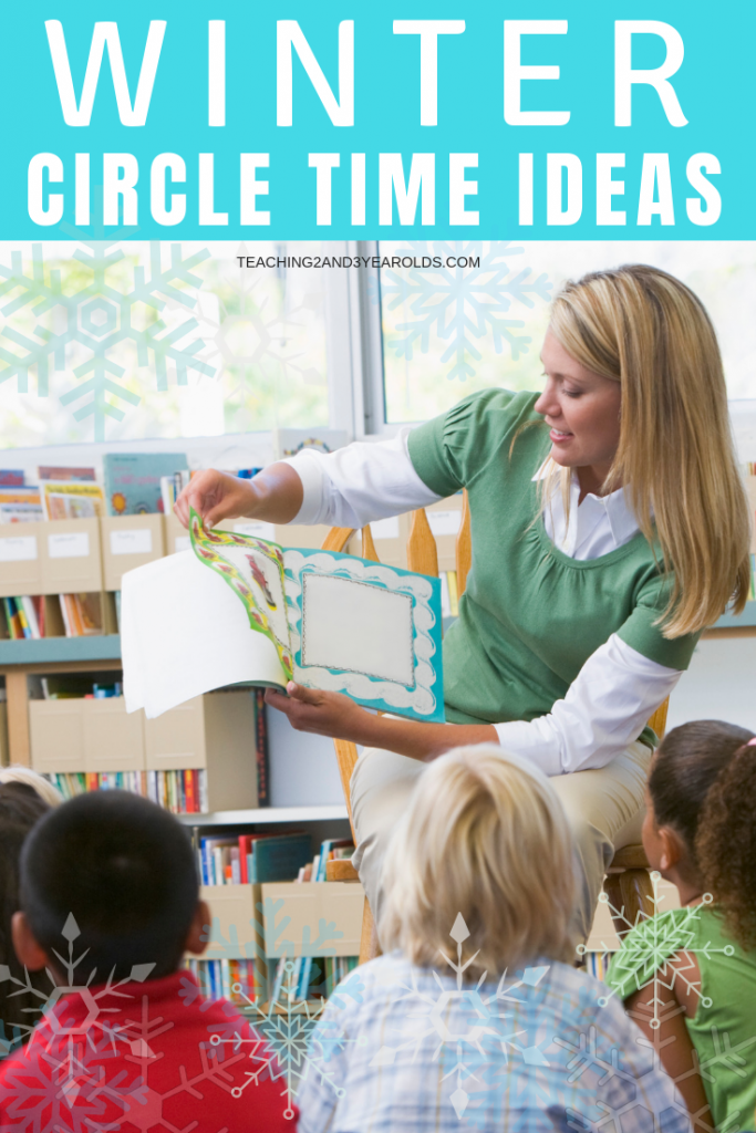 Looking for the best preschool winter circle time ideas? This collection includes songs, stories and learning ideas that will keep preschoolers engaged during your winter theme!