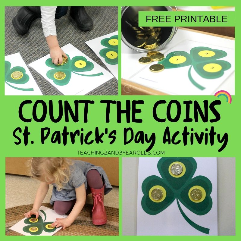 St. Patrick's Day Math Activity