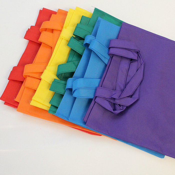 Setting up the Toddler and Preschool Classroom for the Rainbow Theme