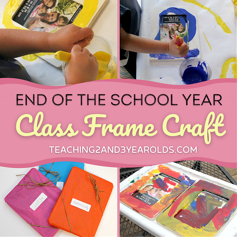 How to Make a Keepsake End of School Gift