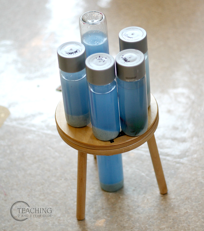 How to Make an Easy Ocean Discovery Bottle for Your Beach Theme