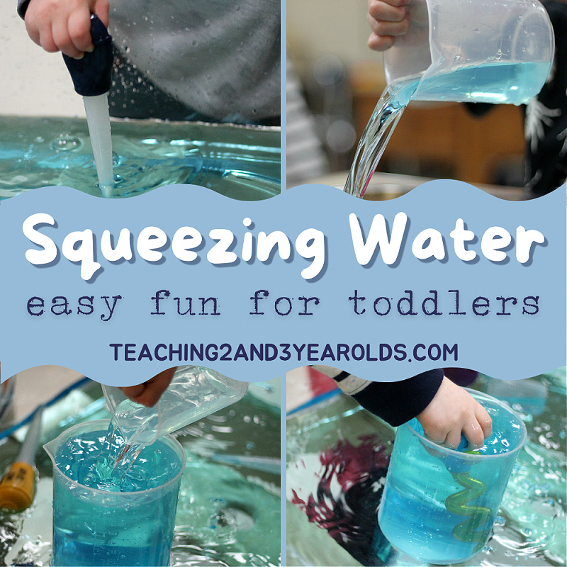 toddler water activity