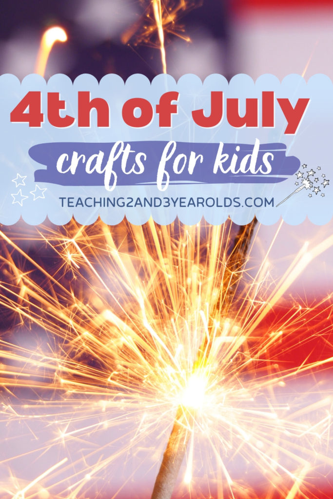 15+ Easy 4th of July Crafts for Kids