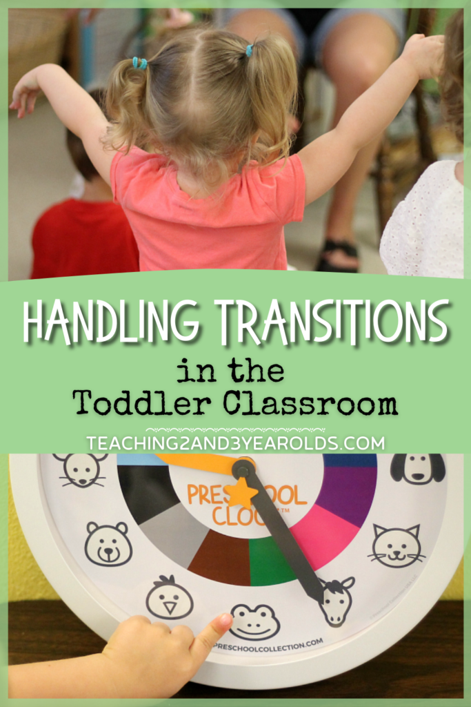The Secrets to Handling Transitions with Toddlers in the Classroom