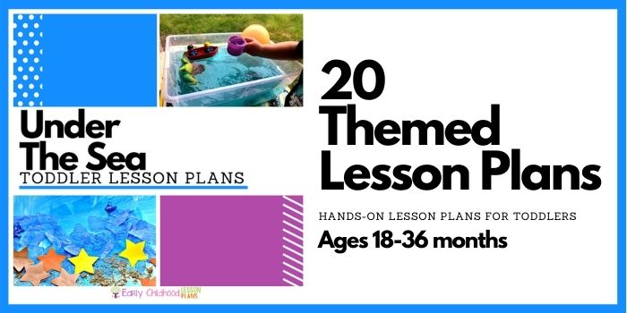 toddler lesson plans ocean