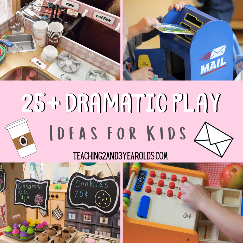 25 Dramatic Play Activities For Toddlers And Preschoolers