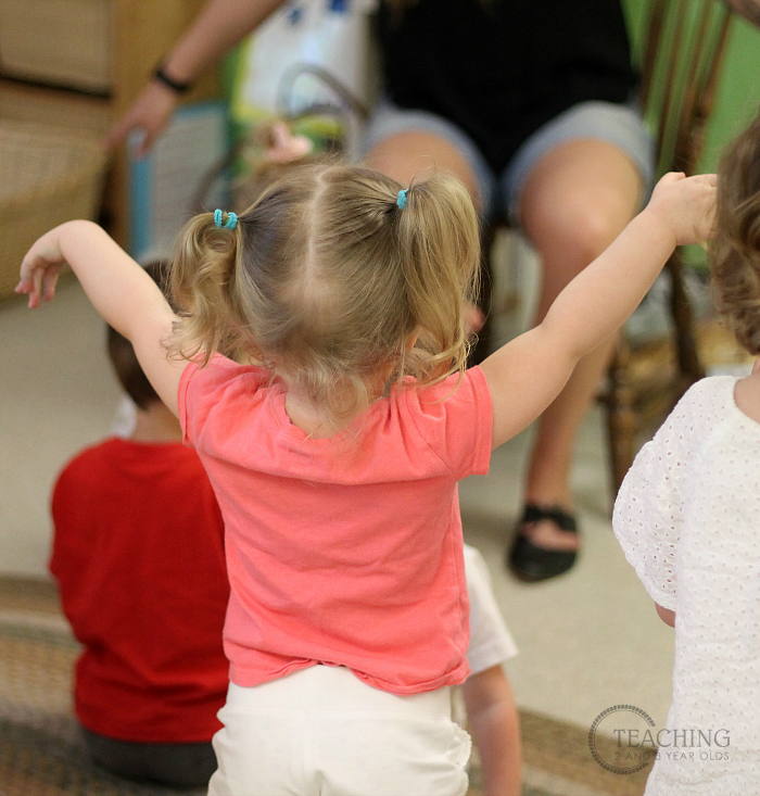 The Secret to Handling Toddler Transitions in the Classroom