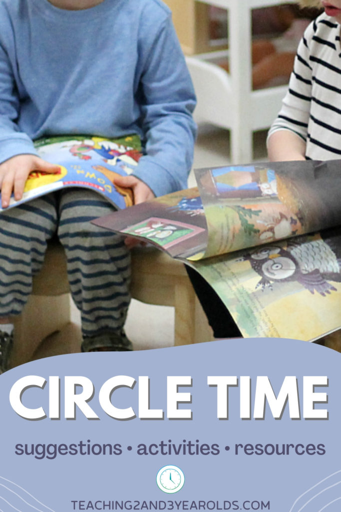 The Best Preschool Circle Time Tips for Teachers
