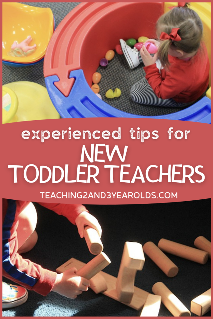 Tips for the New Toddler Teacher From Those With Experience