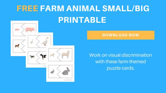 free farm animals printable cards