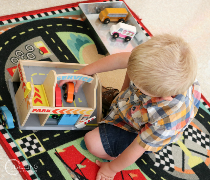How to Set Up a Toddler Classroom for the First Day of School