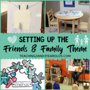 friends and families theme