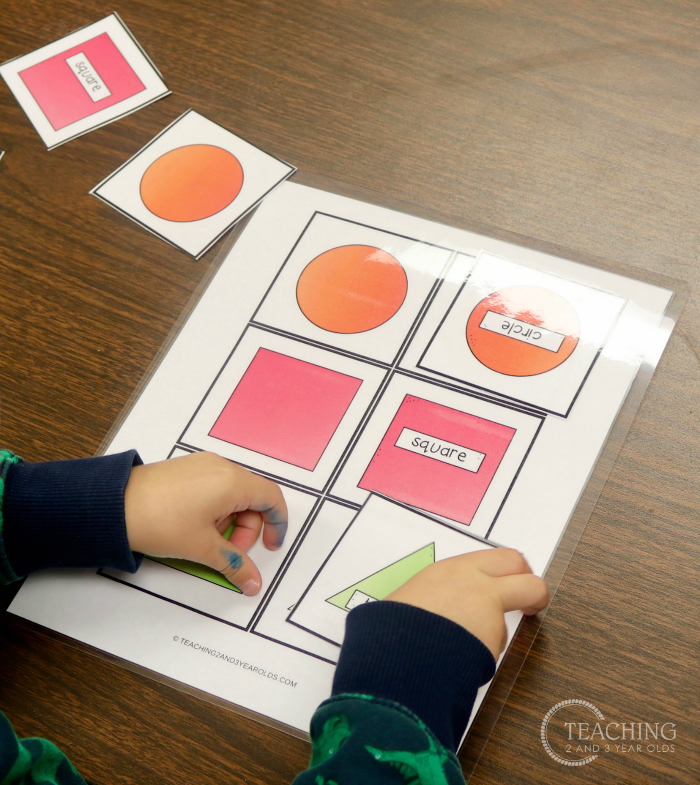 Setting Up the Classroom: Shapes and Colors Theme