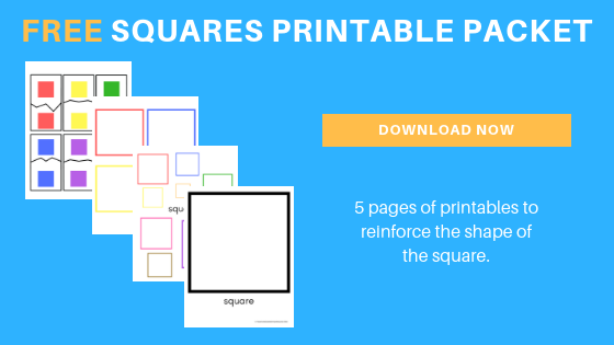 free square printable packet