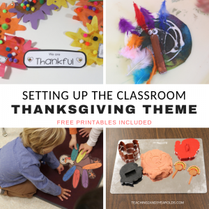 25+ of the Best Preschool Themes