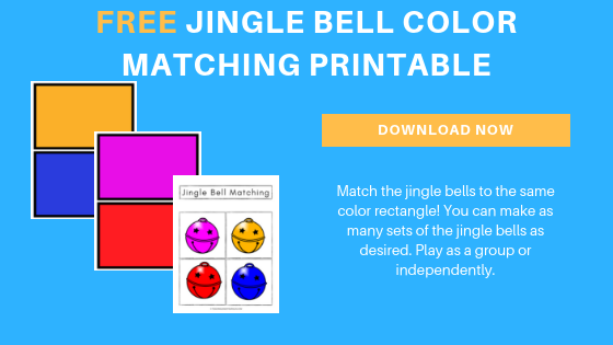 free toddler preschool jingle bell printable