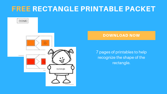 free rectangle printable packet