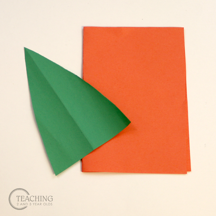Put together a toddler Christmas card activity that also works fine motor skills as bright and cheerful felt circles are pressed onto a paper tree. Attach it to a handmade gift as a special touch!