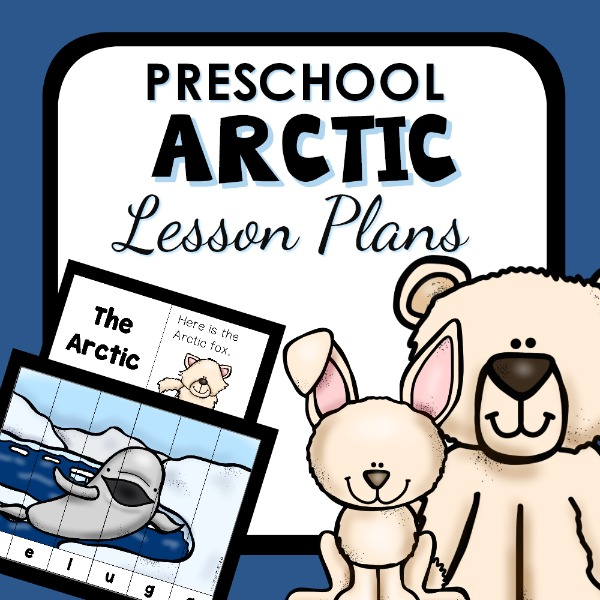 preschool arctic lesson plans