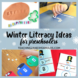 17 Fun Winter Literacy Activities for Preschoolers