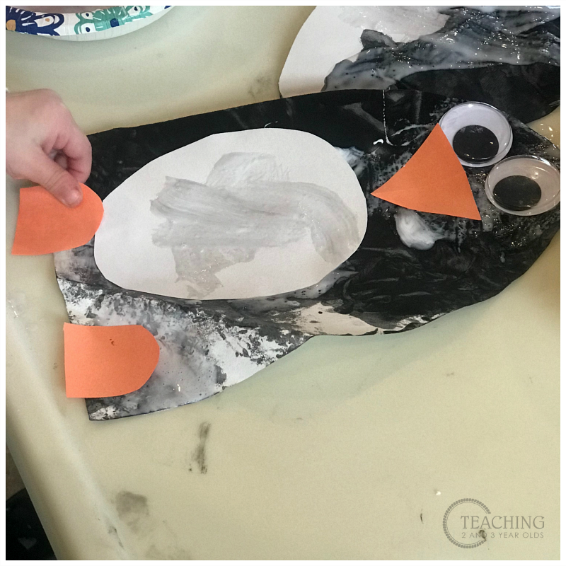 Toddler and Preschool Penguin Theme Ideas