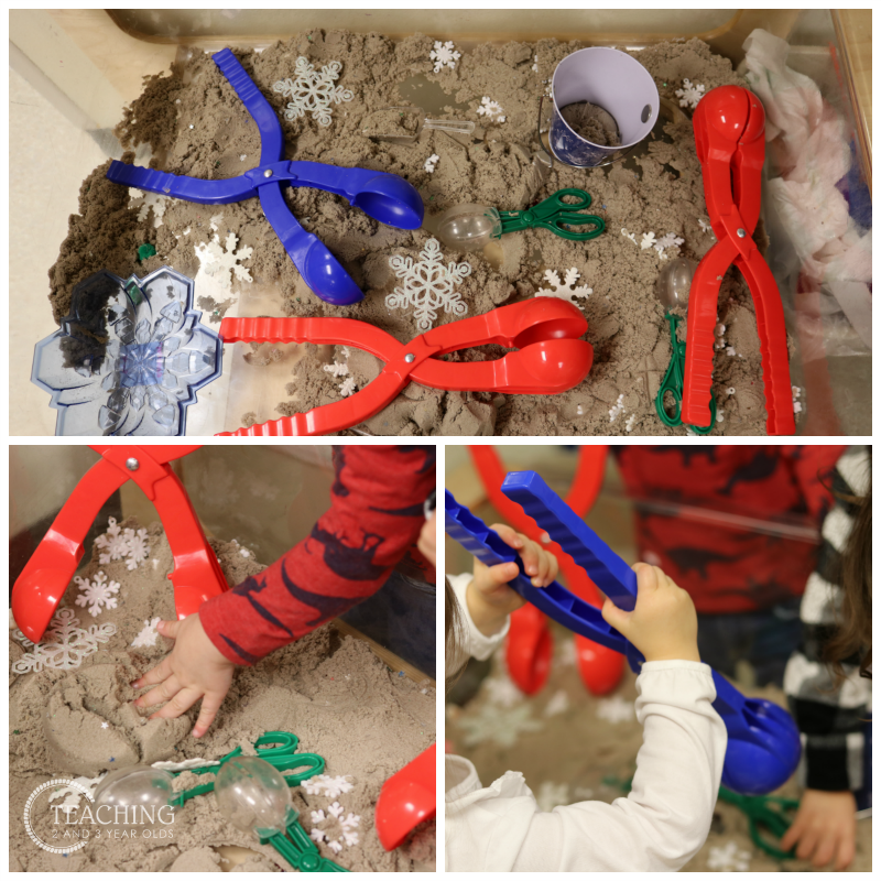 Preschool Snow and Ice Theme Ideas