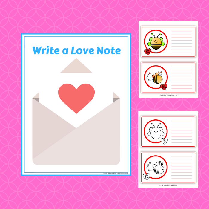 graphic regarding Printable Love Note titled Totally free Valentines Take pleasure in Notes Printable