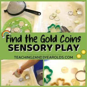 St. Patrick's Day Sensory Activity