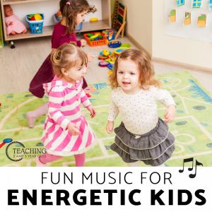 The Best Preschool Music for Energetic Kids